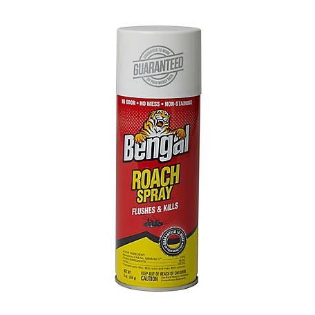 Bengal Chemical 9oz Roach Spray, 92465