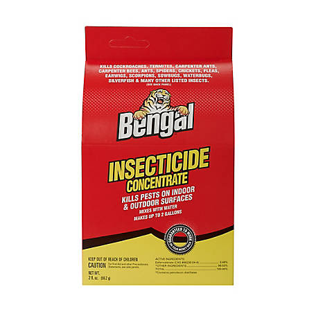 Bengal Chemical 2oz Insecticide Concentrate, 33100