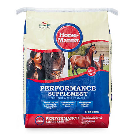 Manna Pro Horse Manna Performance Supplement