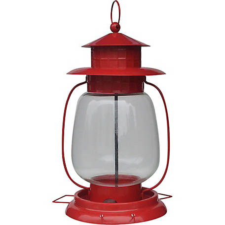Royal Wing Lantern Seed Feeder