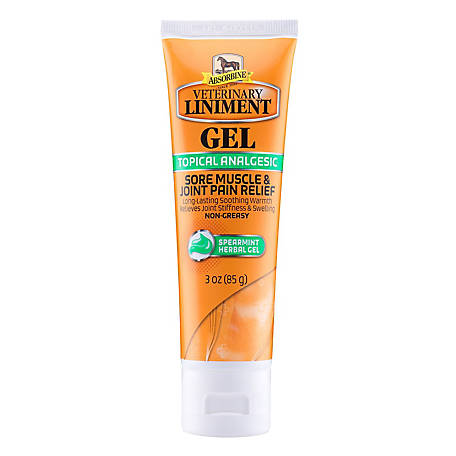 Absorbine Veterinary Liniment Gel, 3 oz.
