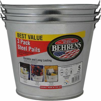 Buy Behrens 5-Quart Pail; 3-Pack Online