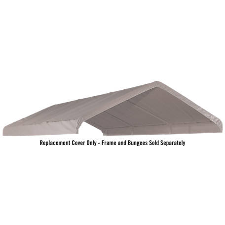 ShelterLogic Max AP Replacement Cover Kit for 10 ft. x 20 ft. 1-3/8 in. Frame