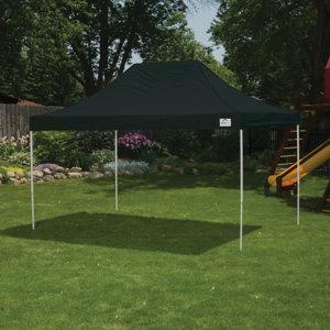 Shelterlogic 10 Ft X 15 Ft Pro Pop Up Canopy Straight
