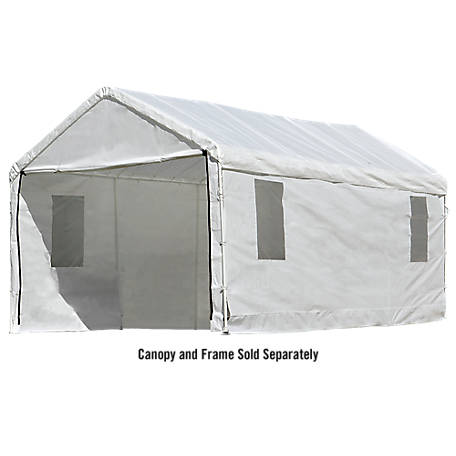 ShelterLogic Max AP 10 ft. x 20 ft. Enclosure Kit with Windows