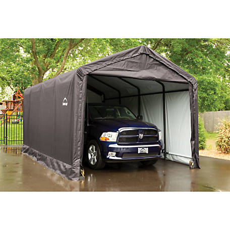 ShelterLogic ShelterTube Peak Style Garage/Shelter