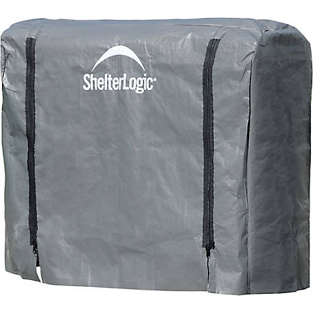 ShelterLogic Firewood Universal Cover, 4 ft.