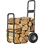 ShelterLogic Haul-It Wood Mover Rolling Firewood Cart