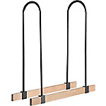 ShelterLogic Lumber Rack Firewood Adjustable Brackets