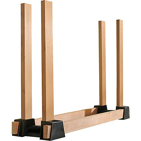 ShelterLogic Lumber Rack Firewood Bracket Kit
