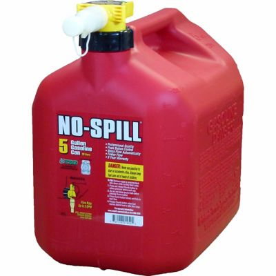 Buy 5 Gallon No-Spill Gas Can Online