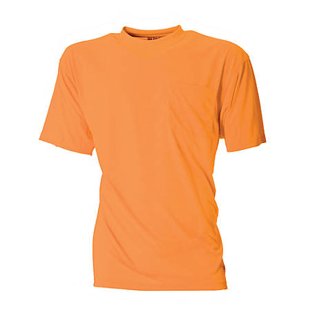 Berne Enhanced Hi-Vis Short Sleeve Pocket T-Shirt