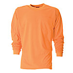 Berne Enhanced Visibility Long Sleeve Pocket T-Shirt