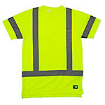 Berne Class 3 Hi-Visibility Short Sleeve Pocket T-Shirt