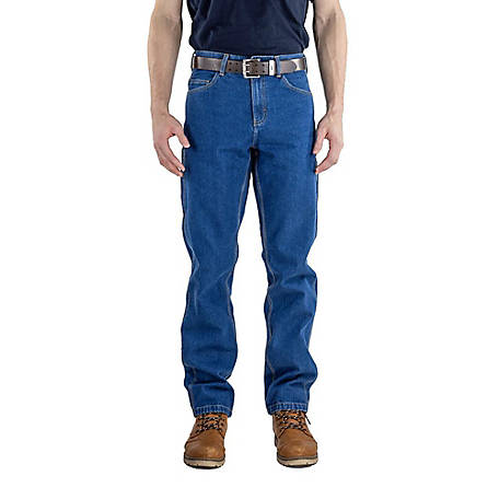 Berne Men's Work Fit Carpenter Jeans