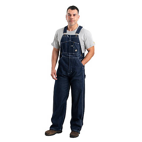 Berne Men's Unlined Bib Overall