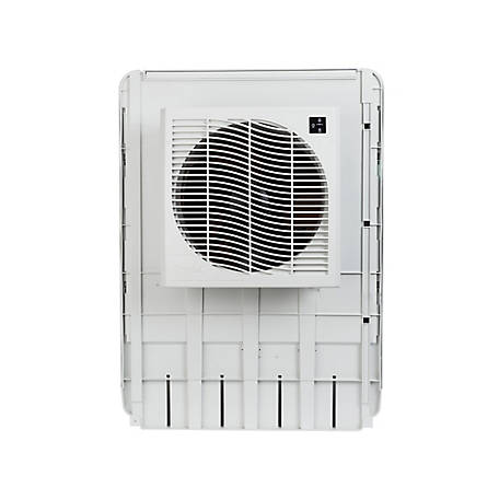 MasterCool Window Evaporative Cooler for 1600 sq. ft.