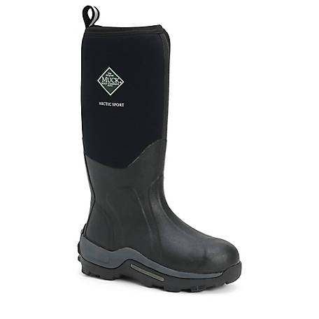 Insulated Waterproof Muck Boots