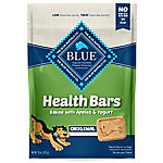 Blue Health Bars Baked with Apples and Yogurt Natural Biscuits for Dogs