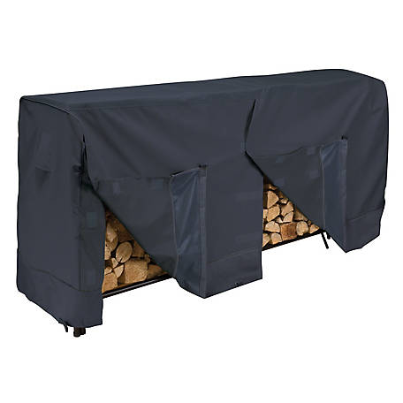 Classic Accessories Log Rack Cover, 8 ft. L, 52-069-030401-00