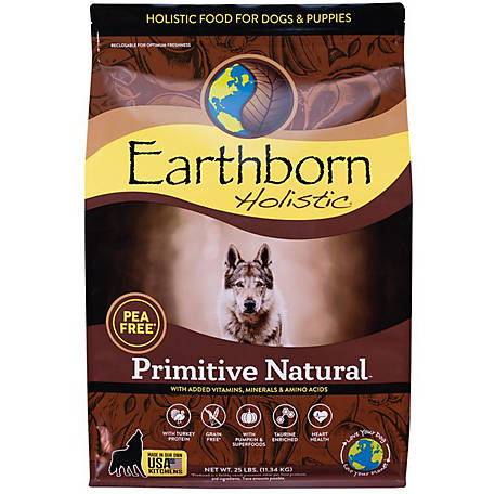 Earthborn Holistic Primitive Natural, 28 lb.