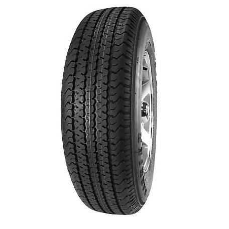 Kenda Loadstar Karrier Radial Trailer Tire, 205/75R-15 LRC