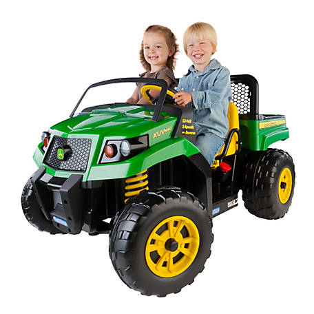 Peg Perego Ride On Toys >> Peg Perego John Deere Gator Xuv At Tractor Supply Co