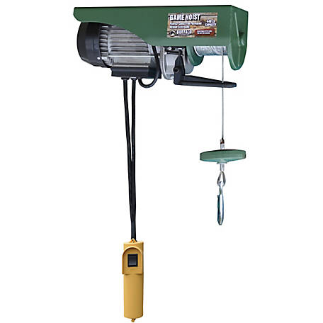 Buffalo Outdoors 440 lb. Electric Hoist