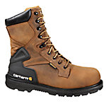 Carhartt Men's 8 in. Bison Waterproof Work Boot with Safety Toe
