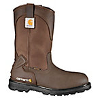 Carhartt Men's 11 in. Bison Waterproof Mud Wellington Boot with Safety Toe