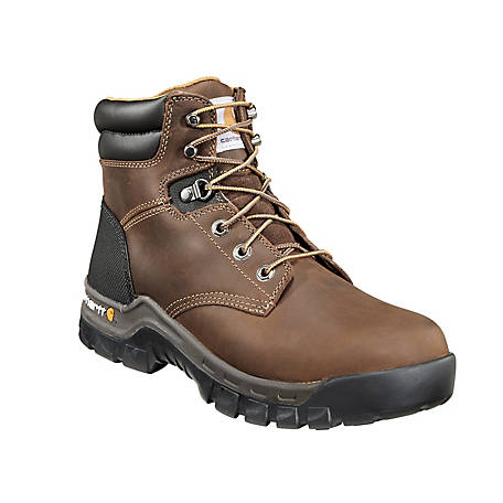 Carhartt Men's 6 in. Work Flex Boot with Safety Toe