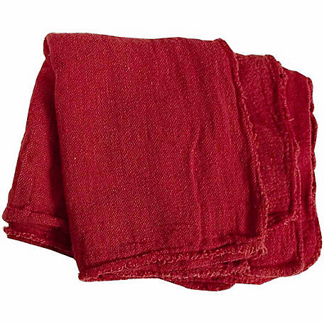Detailer's Choice 10-Pack Mechanic's Shop Towels