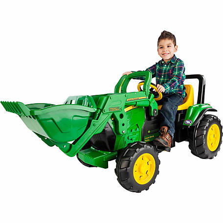 Peg Perego John Deere Front Loader At Tractor Supply Co