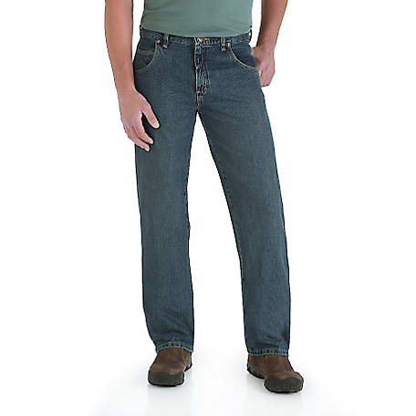 5ccda701 Wrangler Men's Rugged Wear Relaxed Fit Straight Leg Jean at Tractor ...