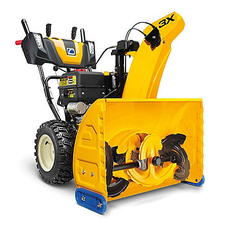 Cub Cadet 3X 28 in. Three-Stage Snow Blower, 31AH5DVB709