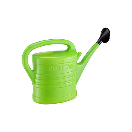 GroundWork Plastic Watering Can, 2.5 gal., KT11559