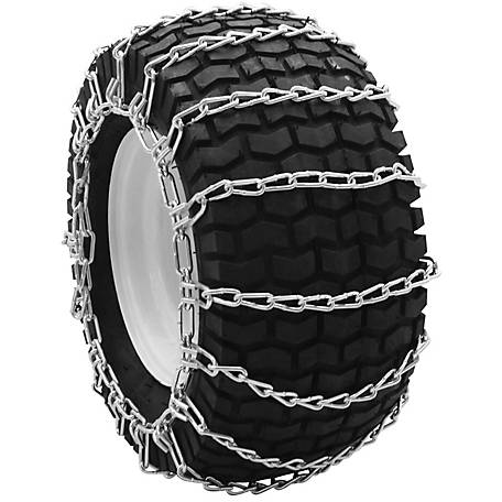 Peerless Chain Snowblower & Garden Tractor Chains, 14x5.50x5 - 15x6.00x6