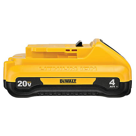 DeWALT 20V MAX Premium XR Lithium Ion Battery Pack