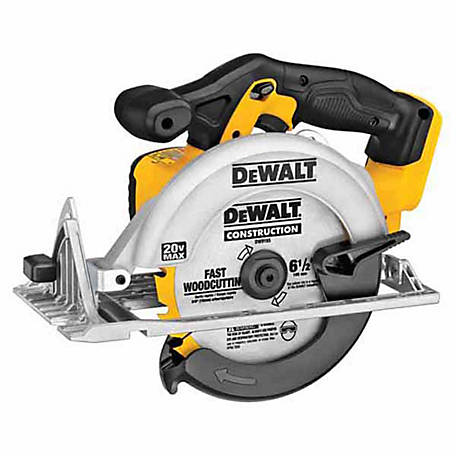 DeWALT 20V MAX 6-1/2 in. Circular Saw