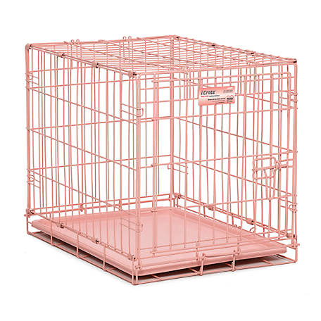 MidWest Homes for Pets Fashion iCrate Single Door Dog Crate