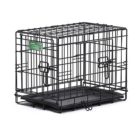 MidWest Homes for Pets iCrate Double Door Dog Crate