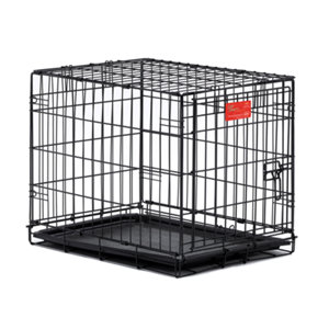 midwest homes for pets lifestages single door dog crate