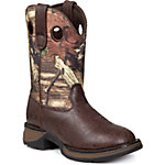 Durango Lil Durango 8 in. Pull-On Camo Boot