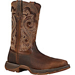 Durango Women's Lady Rebel 10 in. Steel Toe Cowboy Boot