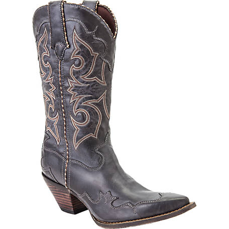 Durango Women's Crush Rock-n-Scroll 12 in. Pull-On Boot