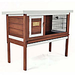 Advantek The Penthouse Rabbit Hutch, Auburn