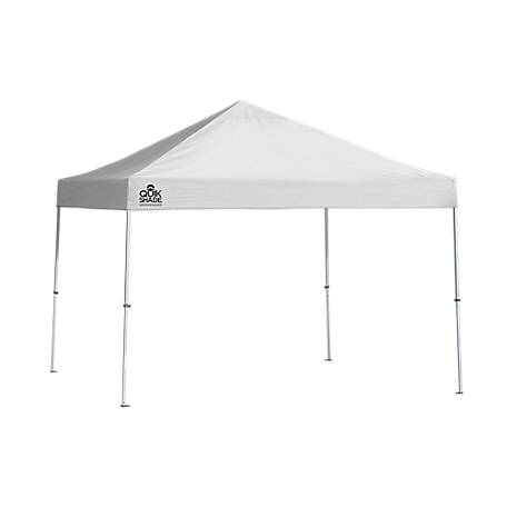 ShelterLogic Super Max Premium Canopy, White, 18 ft. x 40 ft.