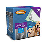 Retriever Super Absorbent Pet Training and Puppy Pads with Home Shield, Pack of 30