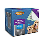 Retriever Super Absorbent Pet Training and Puppy Pads with Home Shield, Pack of 50