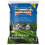 Milorganite 6-4-0 Fertilizer, 36 lb. Bag